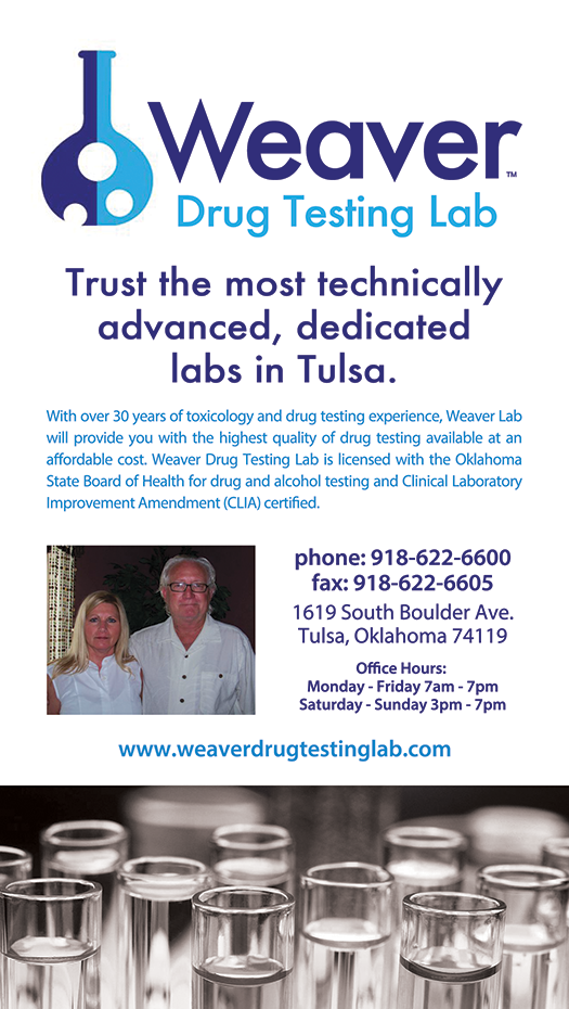 Christians In Business - Weaver Drug Testing Laboratory
