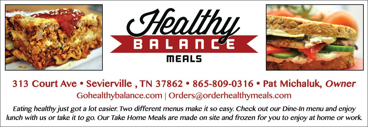 healthy balance meals