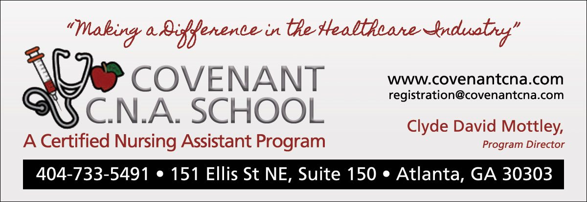 Christians In Business - Covenant CNA School - Details