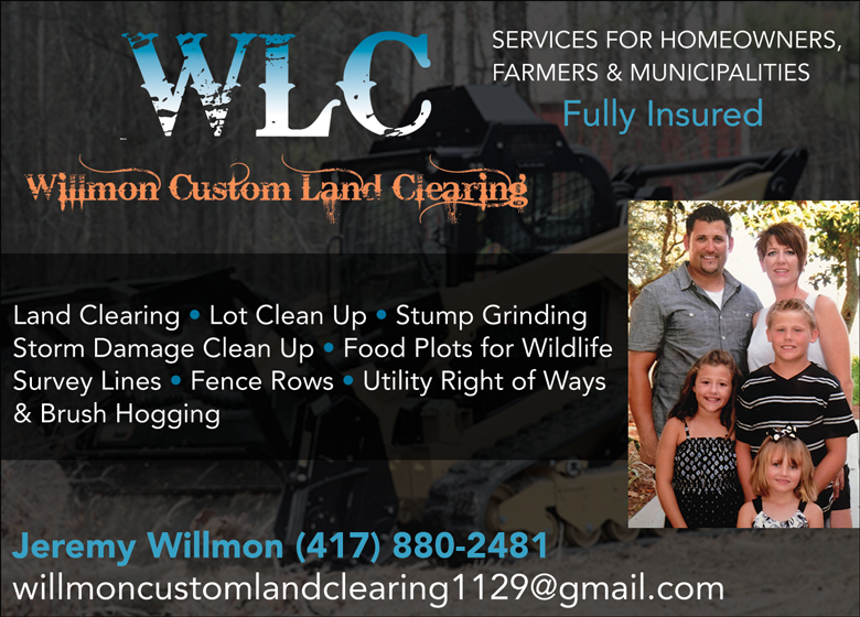 Willmon Custom Land Clearing