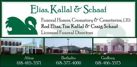 Elias Kallal Schaaf Funeral Homes Crematory