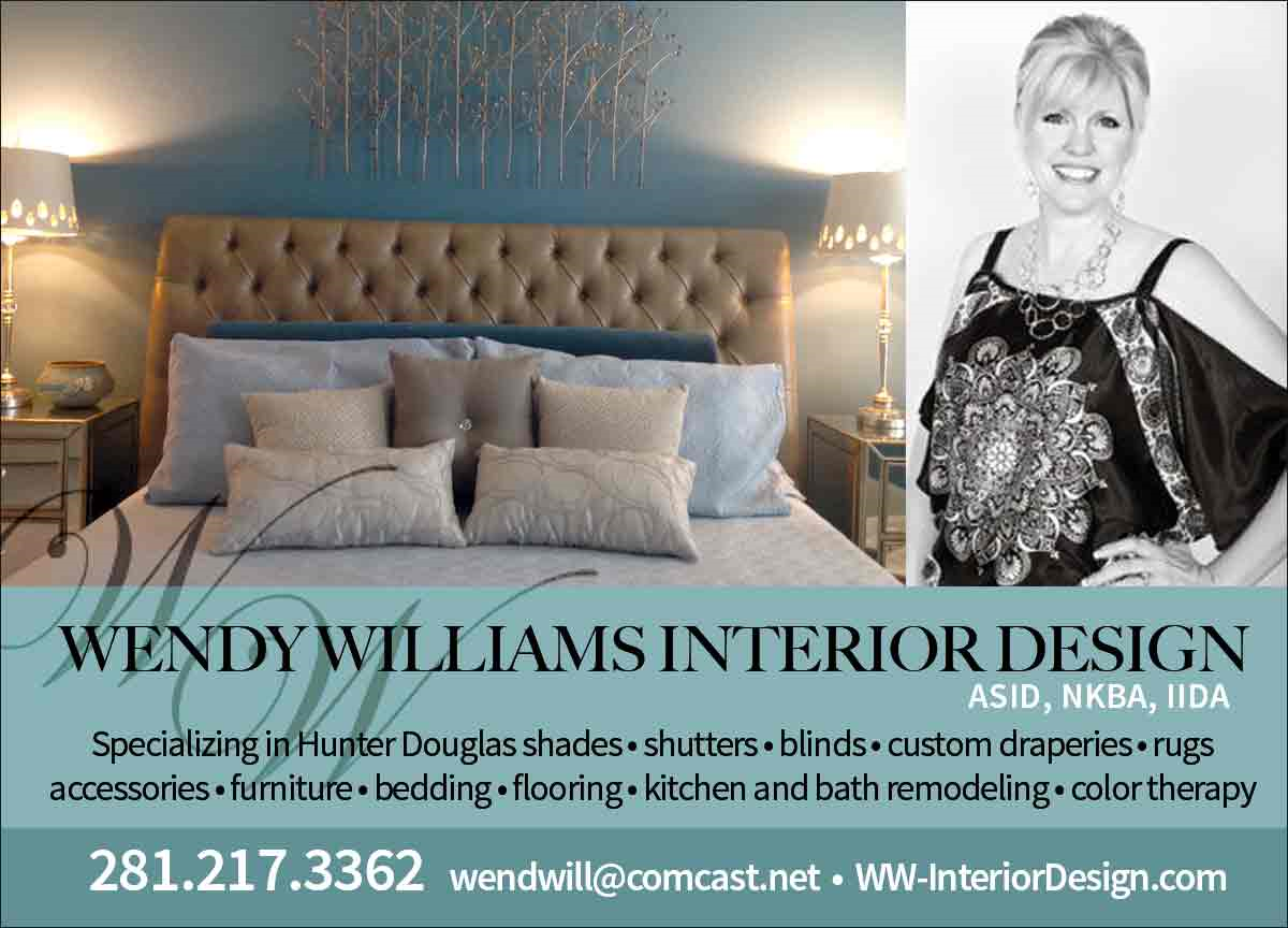 Christians In Business - Wendy Williams Interior Design - Details