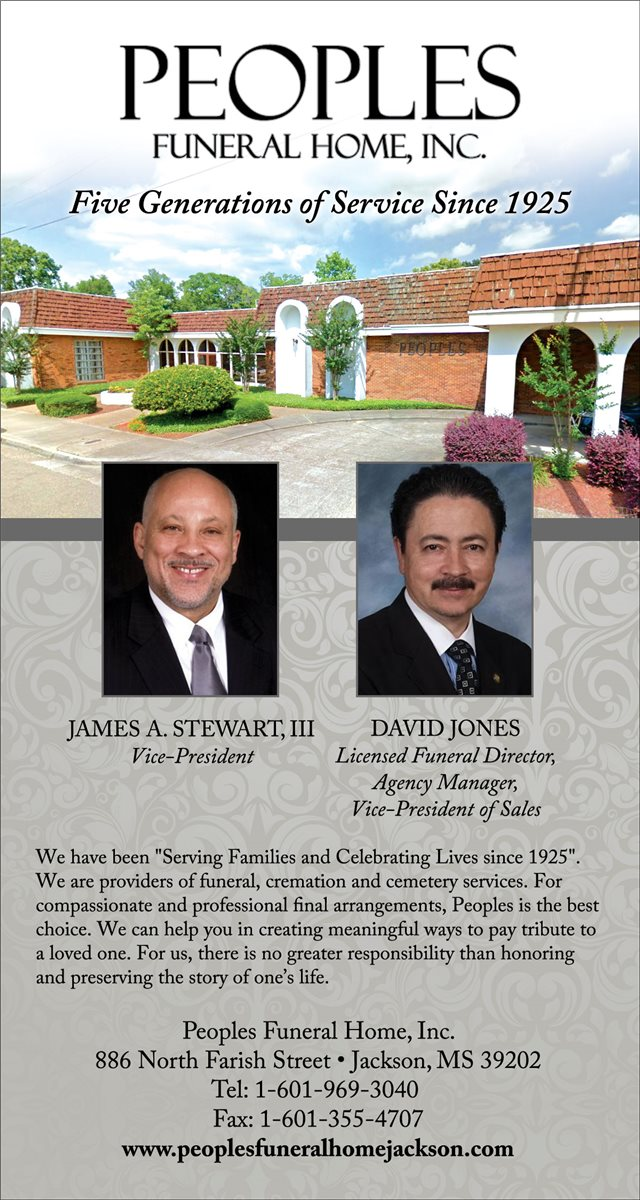 Christians In Business - Peoples Funeral Home - Details