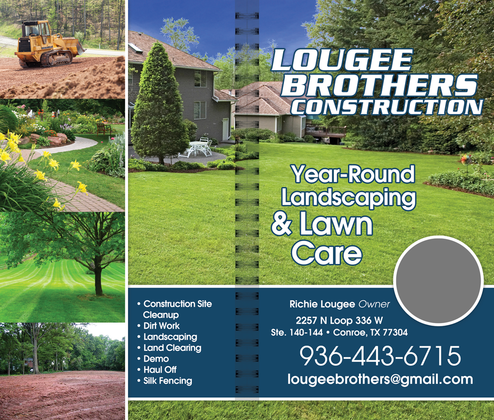 Lougee Brothers Lawncare and Landscape - Christians In Business - Lougee Brothers Lawncare And Landscape