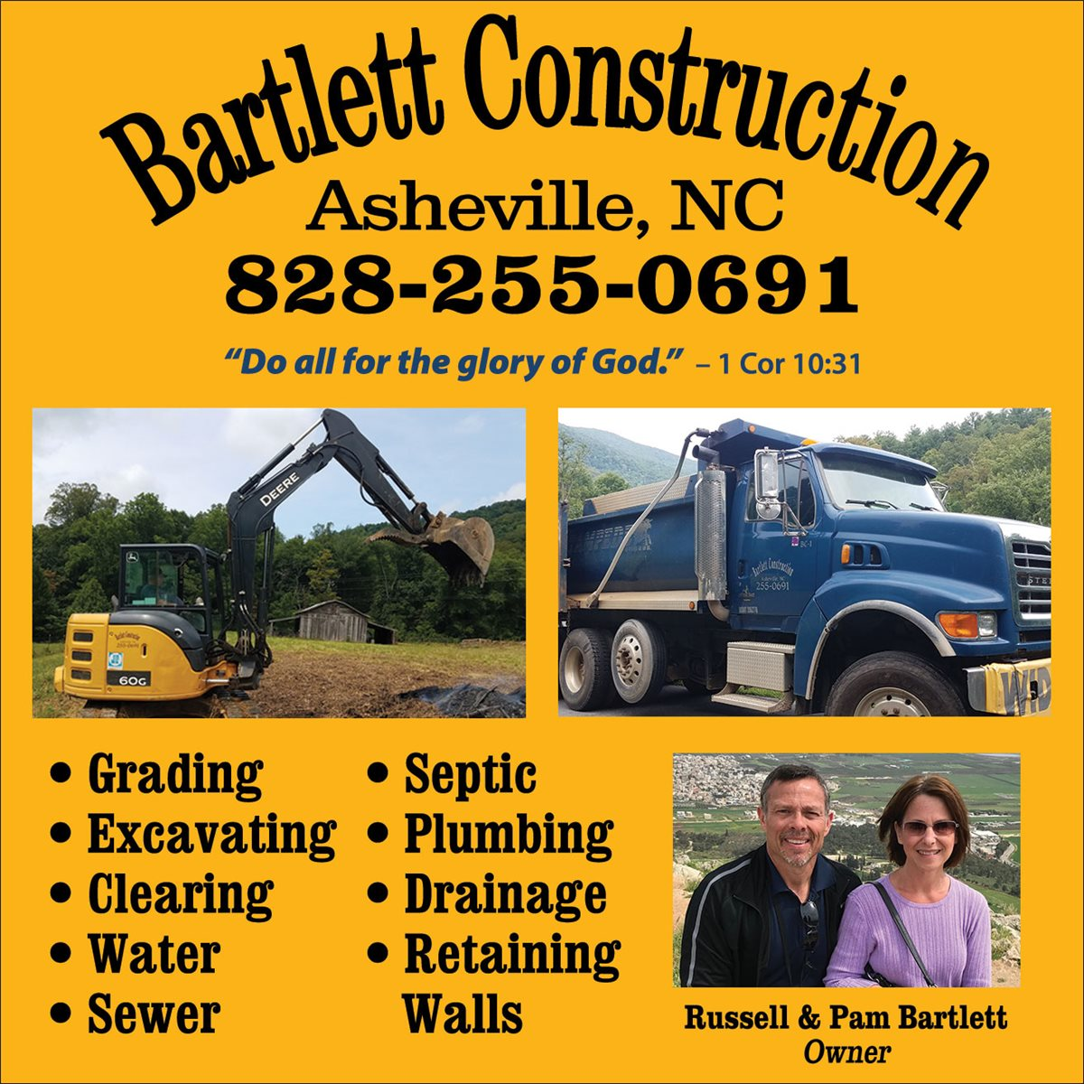 Bartlett Construction and Landscaping Co.