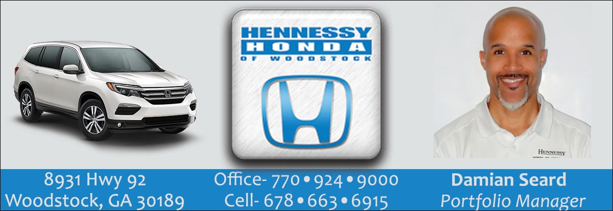 Superior Hennessy Honda Of Woodstock