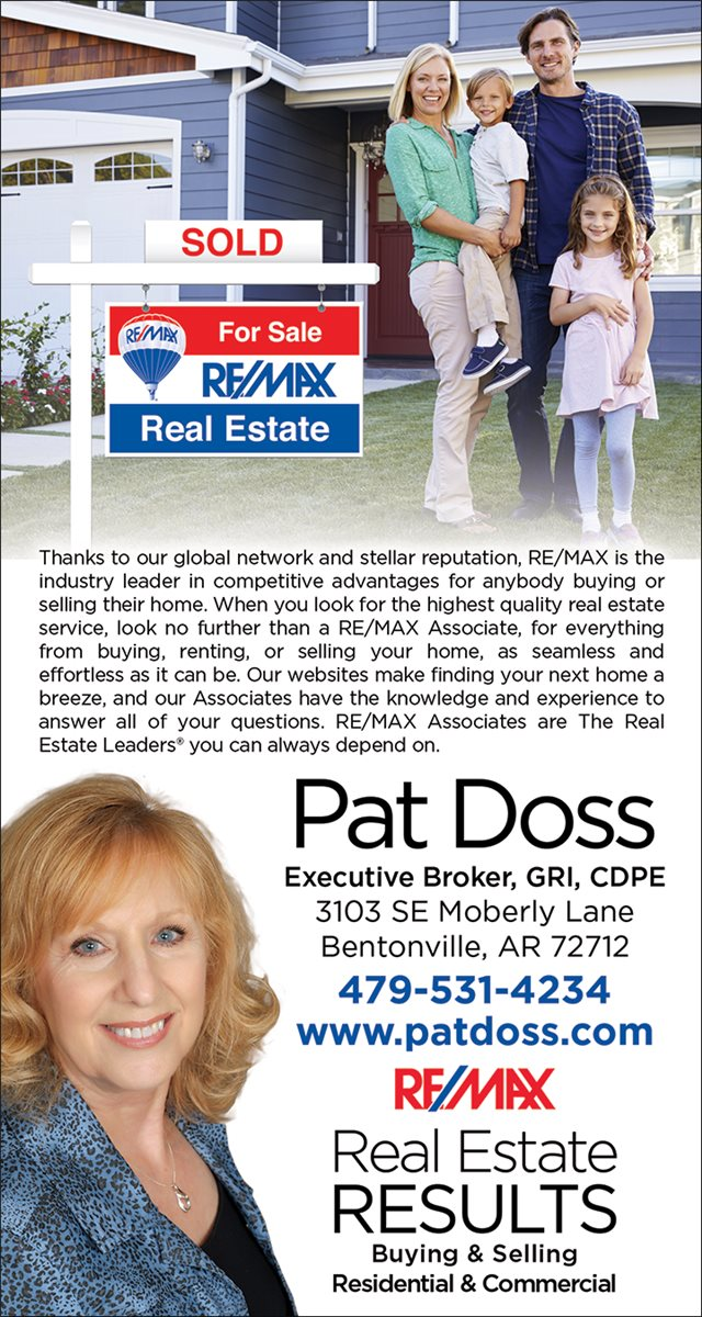 Pat Doss - Executive Broker