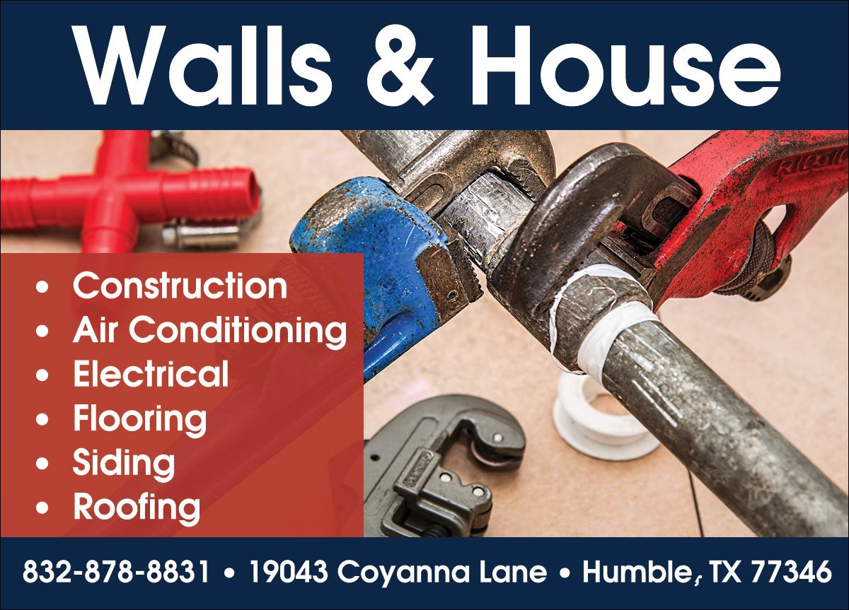 Christians In Business - Walls & House - Details