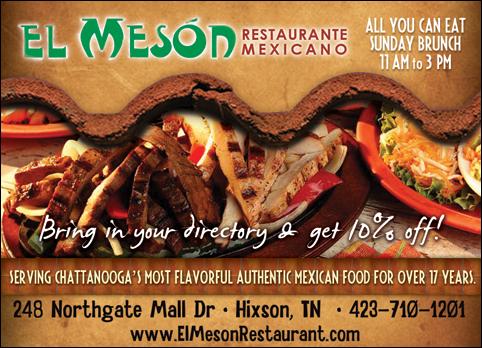 Christians In Business - El Meson Ruiz Mexican Restaurant - Details