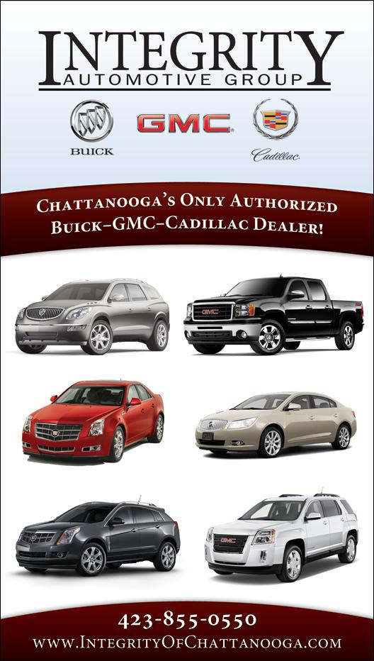 Integrity Buick GMC Cadillac - Brent Morgan