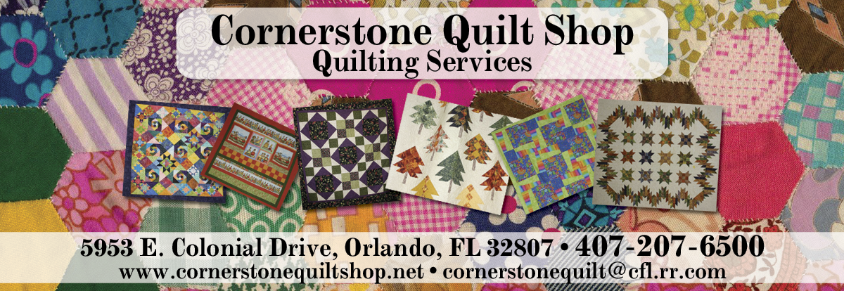 Christians In Business - Cornerstone Quilt Shop - Details : quilt shops in orlando - Adamdwight.com