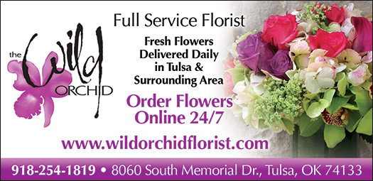 Wild Orchid Flowers and Gifts