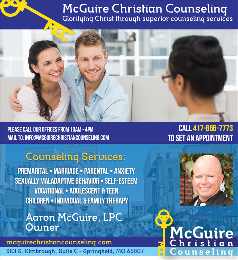 McGuire Christian Counseling