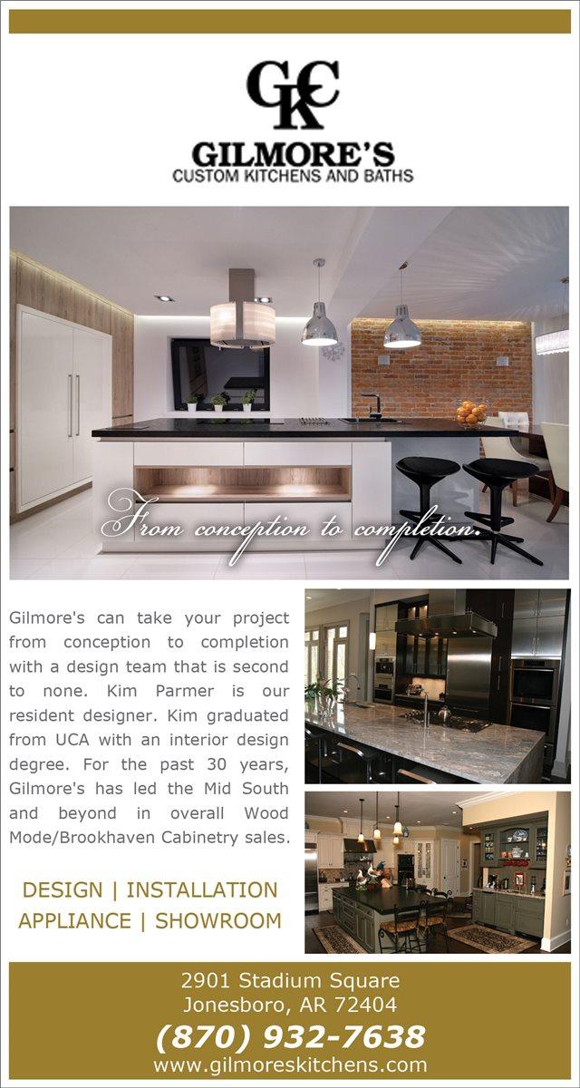 Delicieux Gilmore Kitchens LLC
