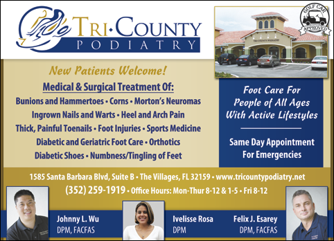 Christians In Business Tri County Podiatry Details
