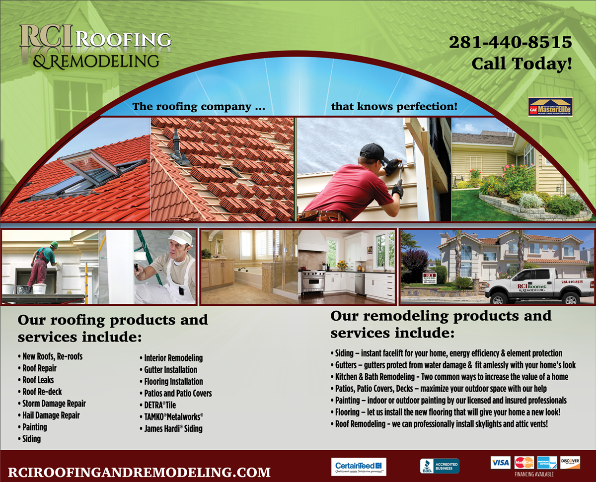 Christians In Business Rci Roofing Co Inc Details