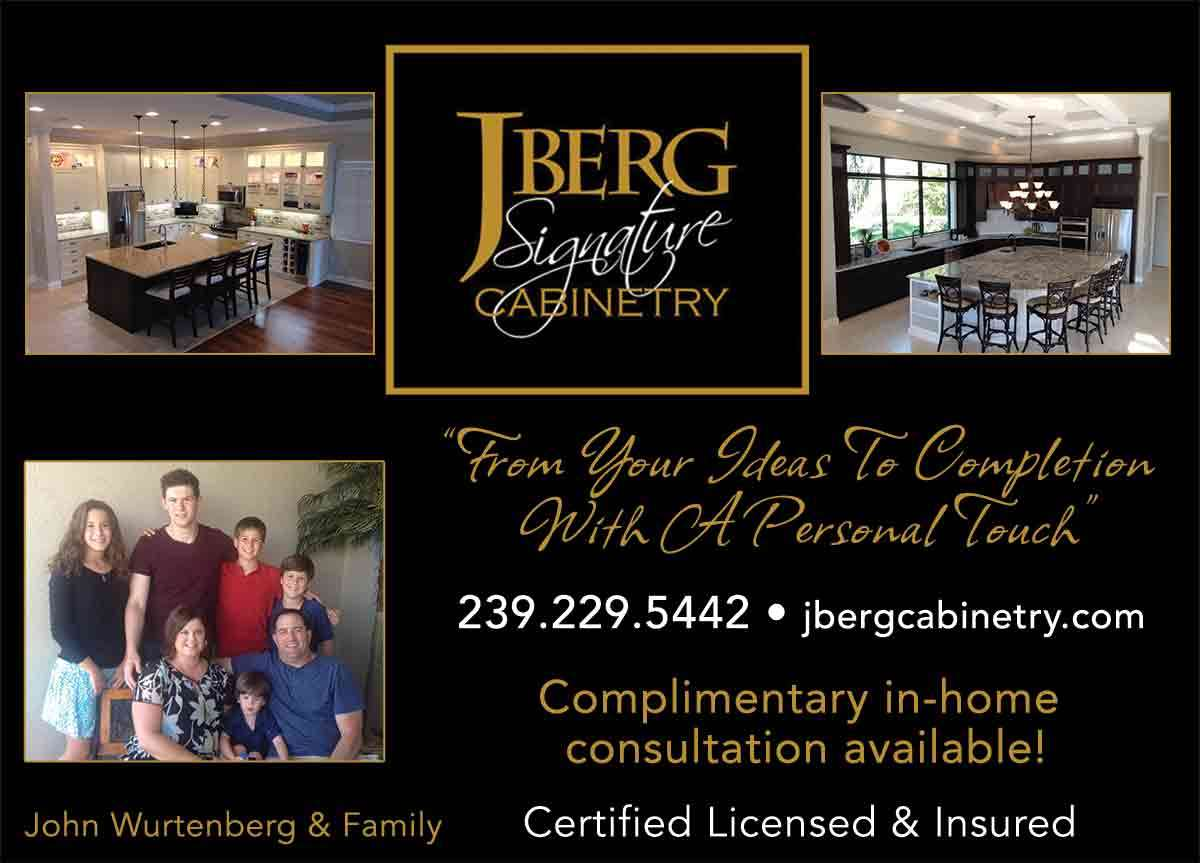 JBERG Signature Cabinetry