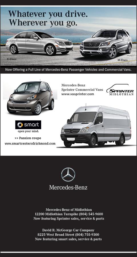 Marvelous Mercedes   Benz   Midlothian