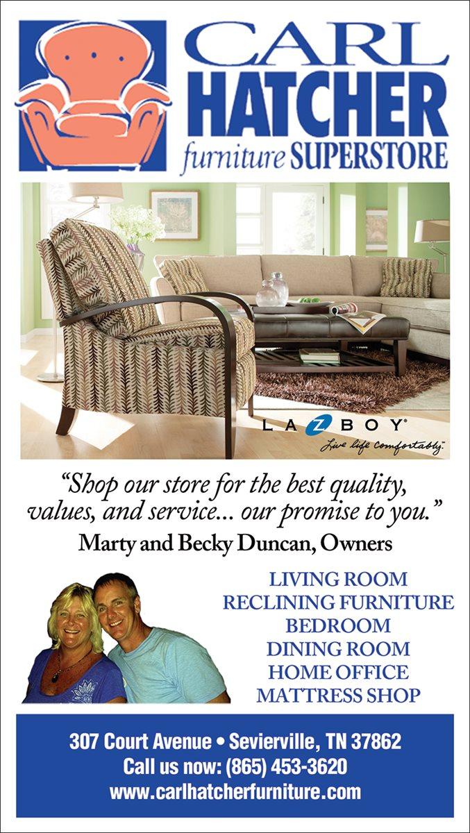 S In Business Carl Hatcher Furniture Co Details