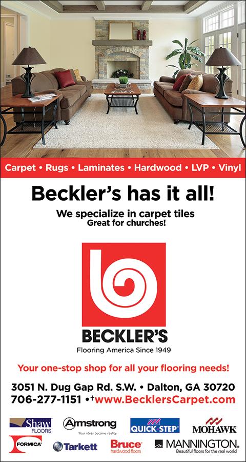 Becklers Carpet Floor Matttroy